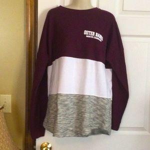 Outer Banks Longsleeve tee shirt